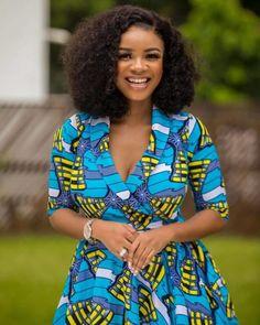 Latest Ankara Styles 2019 For Ladies: 50 + Latest and Beautiful Ankara styles fo. from Diyanu - Ankara Dresses, Shirts & African Fashion Ankara, Ghanaian Fashion, Latest African Fashion Dresses, African Print Fashion, Nigerian Fashion, Africa Fashion, African Style, Short African Dresses, African Print Dresses