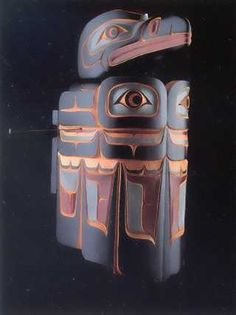 RAVEN TRANSFORMATION  Bill Henderson  Kwakwaka'wakw