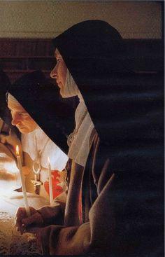 Victim Nuns Of The Sacred Heart Religieuses Victimes du Sacre-Coeur de  Jesus-  Marseille ,FRANCE