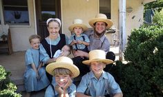 Amish gene mutation makes some live 10 years longer | Daily Mail Online