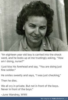 FunSubstance - Funny pics, memes and trending stories All Meme, Faith In Humanity Restored, Sad Stories, Badass Women, Nurse Life, Women In History, History Facts, Good People, Roman