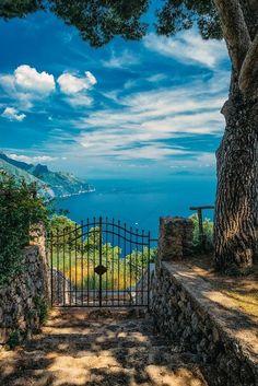 Villa Cimbrone (Ravello, Italy). More