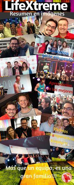 Un resumen en imágenes del evento LifeXtreme de Junio 2015, el cual fue Fantástico...  #LazyMillionairesLeague #LifeXtreme  http://blog.edumoreira.com/tu-vida-puede-cambiar-en-solo-3-dias/