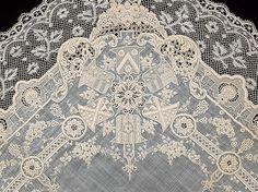 Lace Handkerchief...