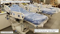Details About Hill Rom Totalcare P1900 Bariatric Hospital Bed 42 Inch Wide With Chair Position Hospital Bed Beds For Sale Bed