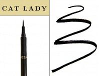 Go Buy Now: L'Oreal Super Slim Liner by Infallible Need to try this for defined cat eyes.