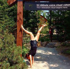 Handstand #stralaeverywhere