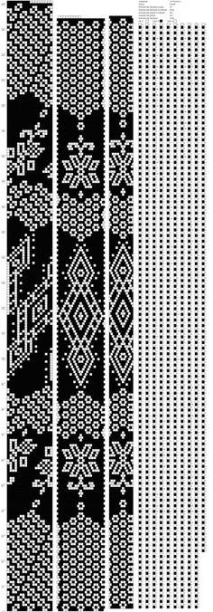 Жгуты из бисера схемы | ВКонтакте