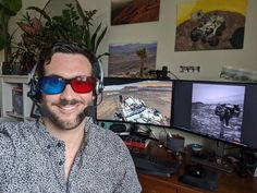 Technorootz: glasses, double headsets, and rock drilling: NASA engineers told us what it's like to drive a Mars rover from home during the pandemic Curiosity Mars, Nasa Rover, Nasa Engineer, Youtube Cooking, Nuclear Power, Big Challenge, What Is Like, New Technology