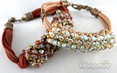 Bead Beading Pattern PDF  Jaxon Slide by Monomint on Etsy, $3.99