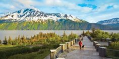 Visit Anchorage, Alaska...