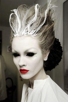 Bride of Frankenstein #halloween #costume