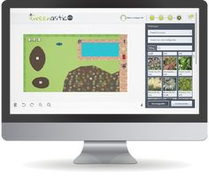 Grâce à la GreenApp vous pourrez concevoir votre projet (jardin, terrasse, balcon) et le visualiser. Laissez vous guider et concevez le jardin de vos rêves