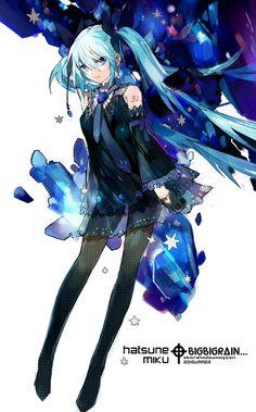 Vocaloid- Hatsune Miku