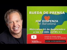 JOE DISPENZA , Rueda de Prensa en Barcelona - 16 Septiembre 2015 - YouTube