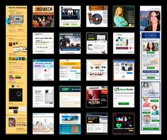 22 creative landing page designs - a showcase, critique, and optimization discussion - unbounce