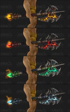 Warcraft Legendary Weapons Awesome World of Warcraft Weapons online
