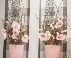Glass Vase, Planter Pots, Pastel, Spring, Design, Home Decor, Cake, Decoration Home, Room Decor