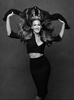 Sarah Jessica Parker for The Little Black Jacket by Karl Lagerfeld