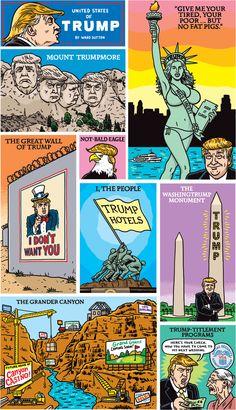 Donald Trump's version of America