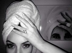 Can she pls off herself already.   Kim Kardashian compares herself to Elizabeth Taylor in a new selfie