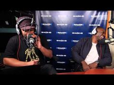 Thor: The Dark World's Adewale Talks Black Superheroes in Marvel on Sway in the Morning - YouTube