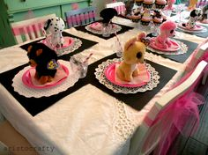 Back in May my oldest turned six. She is my animal lover, all things horses, kitties and puppies! She wanted a puppy party and loves ...