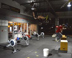 12.8.14 WOD: (A) 3-4 rounds of  5-10 strict T2B & :30-:45 wall facing handstand holds. (B) Super Fight Gone Bad (5 rounds, 1 min rest between rounds) Wall Ball Shot (20/14) | Push Press (95/63) | KB Sumo Deadlift High Pull (32/24) | Row for Cals MU's (CF1 modification is 1 push-up + 2 jumping ring pull-ups) (CF2 modification is 2 x 1 burpee + 1 C2B from a full hang).  www.bodyarmorsa.com