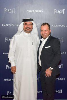 Piaget تنظّم حفل إطلاق مميّز لساعة Piaget Polo S في دبي - ليالينا