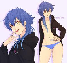 Aoba genderbend. x333 <3<3<3