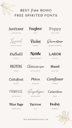 I love a good down-to-earth, boho-inspired design. After the wild success of my original Free Boho Fonts post I thought Cool Fonts Alphabet, Handwriting Alphabet, Cursive Fonts, Typography Fonts, Calligraphy Fonts, Free Handwriting Fonts, Hand Lettering, Tattoo Fonts Alphabet, Free Typeface