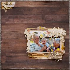 Layout by Judit Asztalos Scrapbook Pages, Scrapbook Layouts, Scrapbooking, Frame, Blog, Autumn, Girls, Ideas, Products