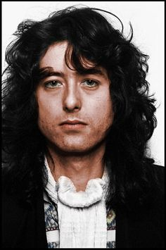 Jimmy Page.  I have been buying, replacing unplayable scratched albums for new digital cds for some years.  Led Zeppelin II recently bought again for the 3rd time, remastered by Page. Teenage memories! Thanks Vicki for sharing all of your brilliant pic pins of Jimmy.
