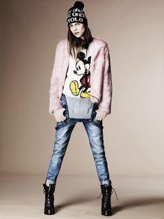 #fashion #style #trend #fbloggers #internacionale #disney #mickeymouse