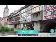 Erfurt - Tipps und Sehenswürdigkeiten - Eine Liebeserklärung an Erfurt!