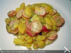 Kartoffel - Radieschen - Salat, ein sehr schönes Rezept aus der Kategorie Gemüse. Bewertungen: 16. Durchschnitt: Ø 4,4.