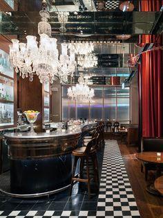 GNH Bar (London), London bar