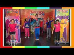 bewegen is gezond! Dansinstructie