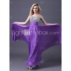 Formal+Evening+Dress+-+Lilac+/+Royal+Blue+/+Pool+/+Ruby+/+White+Plus+Sizes+/+Petite+A-line+Sweetheart+Floor-length+Chiffon+-+AUD+$128.69