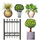 Plants Clipart Vector and Illustration. Plants clip art vector EPS images available to search from thousands of royalty free stock art and stock illustration creators.