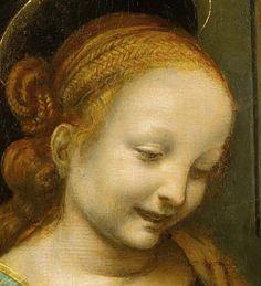 Leonardo Da Vinci: Benois Madonna