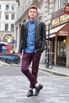 Street+Style+London+|+Men's+Look+|+ASOS+Fashion+Finder