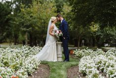 Katie and Chris' Richmond Wedding at The Manor House at Kings Charter was an elegant fall dream. Read all of the details today! Writing Vows, Early Fall Weddings, Bridal Elegance, Allure Bridals, Don Juan, Walking Down The Aisle, Wedding Vendors, Reception, Elegant