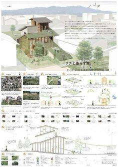 Architecture Jobs, Chinese Architecture, Architecture Portfolio, Greece Architecture, Presentation Board Design, Architecture Presentation Board, Wooden House Design, Tree Designs, Australia Map