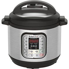 What is an Instant Pot? How do you use an Instant Pot? How is an Instant Pot different than a pressure cooker? Get answers to your Instant Pot questions and 10 of our popular Instant Pot recipes in this introduction to the Instant Pot. Slow Cooker, Best Pressure Cooker, Electric Pressure Cooker, Instant Pot Pressure Cooker, Pressure Cooker Recipes, Pressure Cooking, Pressure Pot, Instant Cooker, Electric Cookers