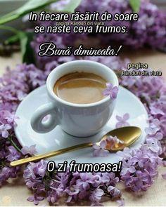 Good Morning Coffee, Tea Cups, Tableware, Happy, Beauty, Cute Photos, Bom Dia, Dinnerware, Tablewares