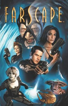 The graphic novel of the award winning series shown on the SciFi Channel.
