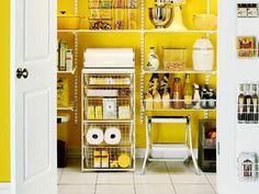 Kitchen and Bath Organization tips!