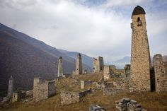 Ingushetia Republic (also spelled Ingushetiya) is situated in the northern part of Big Caucasus range, part of North Caucasian Federal District. Its administrative center and capital is Magas city. Photo by Ricardo Marquina