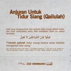 "THESUNNAH_PATH di Instagram "". . ••• . Apa itu tidur qailulah?  Pengertian qailulah adalah tidur di siang hari. Imam Al-'Aini mengatakan bahwa yang dimaksud adalah…"" People Quotes, True Quotes, Qoutes, Islamic Love Quotes, Muslim Quotes, Doa Ibu, Doa Islam, Self Reminder, Niqab"